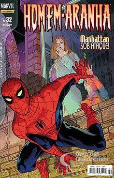 Homem-Aranha n° 32 - Panini