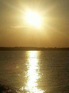 Sunset wills point