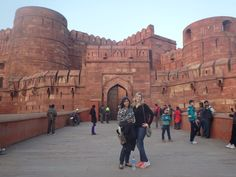 What to See in Agra - Agra Fort