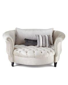 Haute House Harlow Cuddle Chair - Neiman Marcus