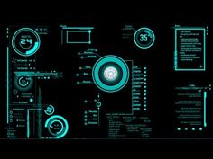 UI Design Iron Man 2 - YouTube