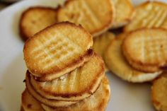 cream cheese cookies #glutenfree #grainfree #lowcarb #keto #LCHF
