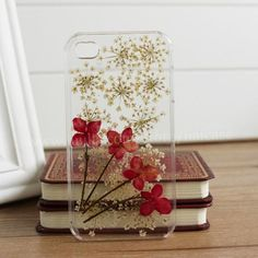 Pressed Floral Phone Case