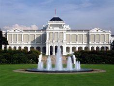 The Istana Singapore, where the President lives