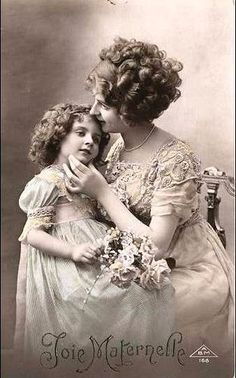 vintage photos of mothers - Google Search