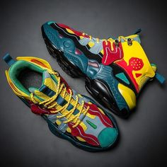 Buy Men's Accessories Clothing and Gadget online Casual Sneakers, Casual Shoes, Men Sneakers, Street Trends, Basketball Sneakers, Mens Fashion Shoes, Hip Hop Fashion, Sports Shoes, Types Of Shoes