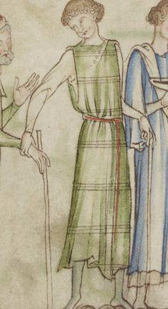 Vie d' Edouard le confesseur 1250.