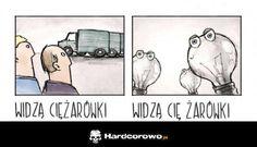 Widzą ciężarówki - 1