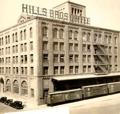 Hills Brothers Coffee, 1940