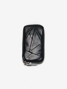 QBISM XO Case Patchwork in Black