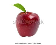 Apple White Stock Photography | Shutterstock