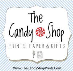 Mompreneur Candy SHop Square logo2