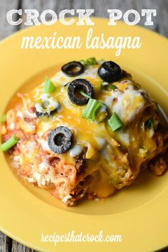 25 Mexican Style Slow Cooker Recipes - The Magical Slow Cooker