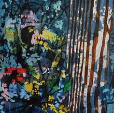 "Jimmy James Kouratoras, ""Kranga Atu (Sing Out)"" | Mixed Media on Paper | $4,480 | Source: http://www.art-mine.com/artistpage/jimmy_james_kouratoras.aspx | Agora Gallery | Contemporary Fine Art | NYC, NY."