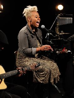 Emile Sande - this is one badddd chick!