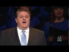 The Holy City - Stanford Olsen and the Mormon Tabernacle Choir.One of the first choir songs I ever sang at church over 50 years ago. Mormon Tabernacle, Tabernacle Choir, America's Got Talent Videos, Lds Hymns, Choir Songs, Funeral Songs, Spiritual Music, Church Music, Gospel Music