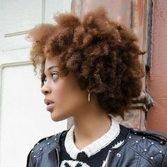 """""""Being natural helped me love myself in a new and complete way!""""  Vote for Meah Denee if you think she should be on the Going Natural Hair Care poster of 2016! HERE: http://blackfollicles.com/models/contestants#!going_natural_model_annm_MeahDenee3  // #naturalhair #model #contest #goingnatural"""