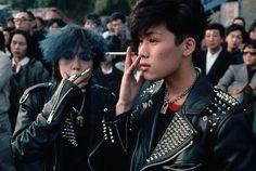 nowthisisgothic: Tokyo, 1984
