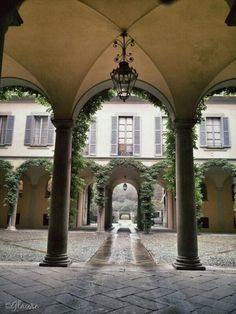 Palazzo Borromeo - Duomo - Milano, Lombardia