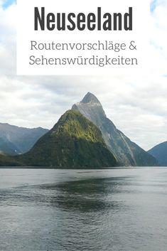 Neuseeland: Reisetipps, Routenvorschläge & Sehenswürdigkeiten - lies mehr dazu im Reiseblog.