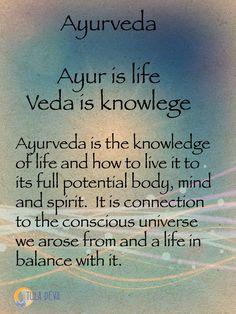 What is Ayurveda? #Ayurveda