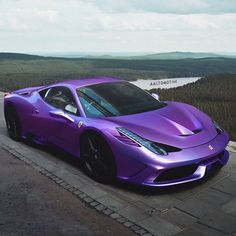 She is a beauty! #Purple #cars #VictoryAutoMN http://victoryautoservice.com/