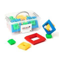 Puzzle pyramidal 3D Educabul création Oxybul pour enfant de 3 ans à 5 ans - Oxybul éveil et jeux Puzzles 3d, Assemblage, Ice Cube Trays, Creations, Container, Place, Ainsi, Design, Noel