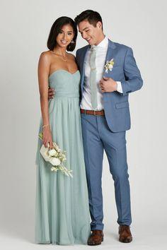 Groomsmen Grey, Groom And Groomsmen Attire, Fall Groom Attire, Groom Outfit, Wedding Suits, Wedding Attire, Wedding Dresses, Blue Wedding Suit Groom, Wedding Flowers
