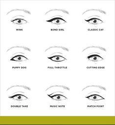 7 in 1 Cat Eyeliner & Smokey Eyeshadow Stencil