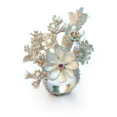 Ring by Nora Rochel