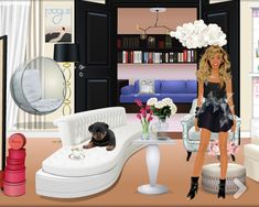 Want to have what Callie has?  STARDOLL