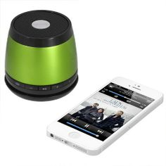 Jam Wireless Bluetooth Speakers for iPhone 5, Samsung Galaxy S4