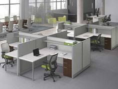 Workstations Los Angeles - Crest Office