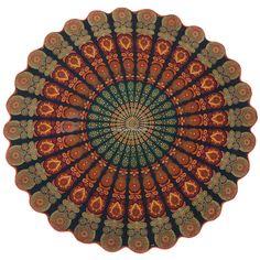 my shop: Indian Mandala Tapestry Wall Hanging Round Beach Towel Picnic Throw Table Cloth Boho Hippie Blanket Bohemian Yoga Mat Mandala Throw Tapestry Beach, Mandala Tapestry, Tapestry Wall Hanging, Mandala Art, Beach Hippie, Boho Hippie, Bohemian, Indian Yoga, Meditation Mat