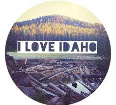 People don't believe me when I tell them I lived here for 4 years! LOVE LOVE LOVE IDAHO♥ Specifically Mountain Home :)