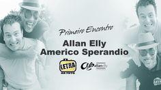Primeiro Encontro Letra Na Foto e Allan Elly   Rio de Janeiro