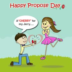 Happy propose day!!