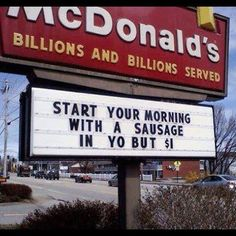 Anyone who gets to McDonald's in time for breakfast. | 24 Times The Universe Rewarded People For Getting Out Of Bed
