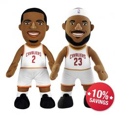 e38a0bf79 Cleveland Cavaliers Dynamic Duo Bleacher Bundle (10% Savings!) -  35.99