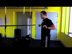 TRX RIP TRAINER BASICS WITH CREATOR PETE HOLMAN