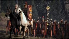 With the appearance of the legionary, the Roman army was able to maintain a vast empire that totally embraced the Mediterranean Sea. Although the success of the army rested on the backs of the foot-soldiers and cavalry, there were others on the field and in camp who enabled them to prevail. Ancient Rome, Ancient History, Creative Assembly, Military Tactics, The Centurions, Roman Legion, History Encyclopedia, Roman Columns, Military Working Dogs