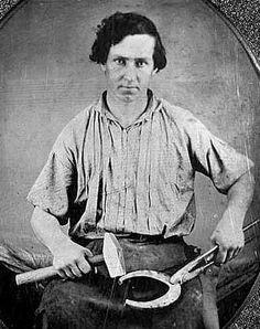 Blacksmith 1850