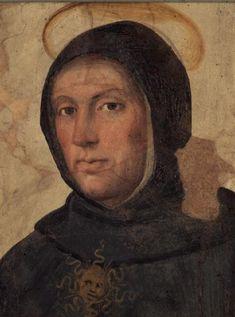 Fra' Bartolomeo - San Tommaso d' Aquino - 1517 - Convento di San Marco. Firenze