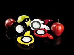 Suporturi lumânare Apple cu cristale Swarovski Implexions Swarovski, Apple, Apple Fruit, Apples