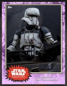 Topps Star Wars Card Trader released more than 20 Rogue One: A Star Wars Story cards today, revealing brand-new images from the film. They have roughly 30 cards in total but of those, 2o are new. Check them out: I really like seeing the Rebel Fleet Troopers back! The trooper images are easily my favorite …