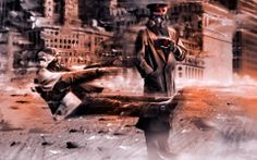 Mr. Snippy Romantically Apocalyptic Vitaly S Alexius Zee Captein gas masks wallpaper (#1930372) / Wallbase.cc