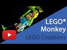 Robotic Monkey (by Yoshihito Isogawa) with LEGO® WeDo 2 - YouTube