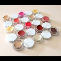 RMS Beauty- Organic Makeup- I will one day own all the colors.