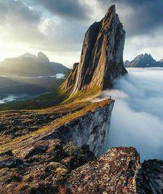 """Forgotten Ship"", Norway | By @beboy_photography #TheProTraveler"