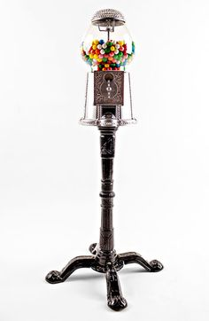 Glitzy Bella 'King' Swarovski Crystal Gumball Machine | Nordstrom